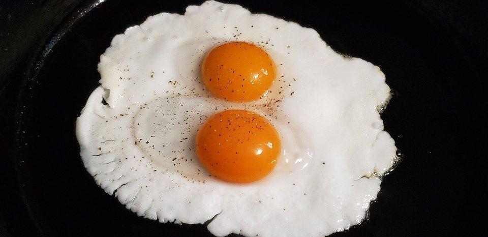 Egg Eggs Healthy Meal Food Protein Breakfast 43655861
